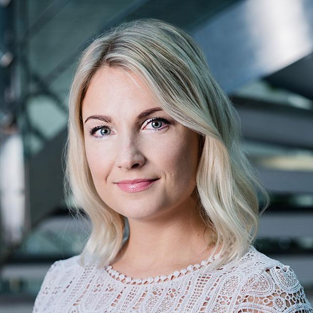 Marjo Kaukoniemi Saranen Consulting