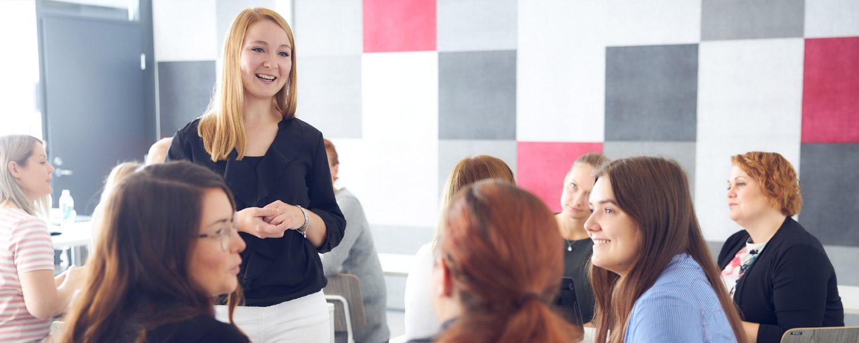 Mikä on rekrytoiva koulutusohjelma? Saranen blogi