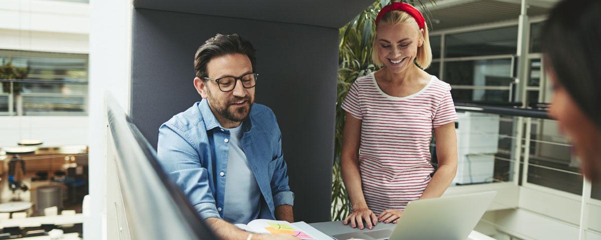 Rekrytoiva koulutusohjelma käynnisti uran taloushallinnon alalla – Mikko Ryömä työskentelee nyt kehitysjohtajana
